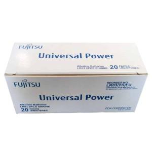 fujitsu – 40 stk. aaa fujitsu batterier på lommelygtesalg.dk