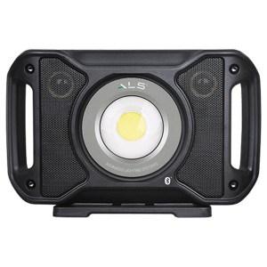 ALS AUD502H Genopladelig Arbejdslampe med indbygget Bluetooth højttaler