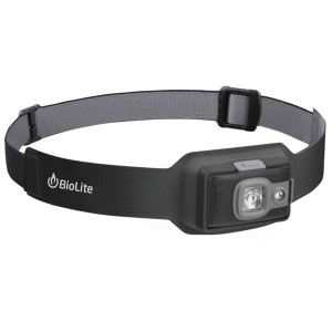 Image of   BioLite Headlamp 200 Genopladelig Pandelampe - Midnight Grey