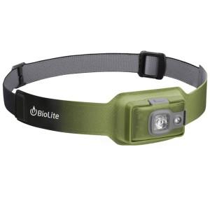 Image of   BioLite Headlamp 200 Genopladelig Pandelampe - Moss Green