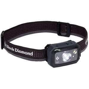 Image of   Black Diamond Revolt 350 Genopladelig Pandelampe - Graphite