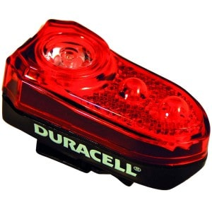 Image of   Duracell 3 LED baglygte