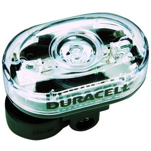 Image of   Duracell 5 LED cykel forlygte