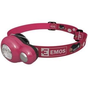 Image of   EMOS Muldvarpen LED Pandelampe pink