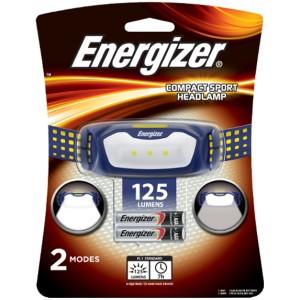 Image of   Energizer Compact Sport Headlamp Pandelampe