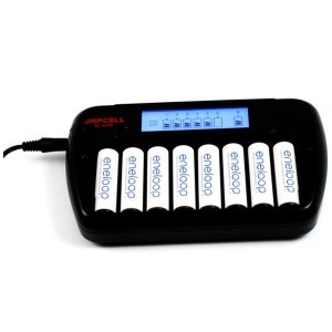 japcell – Batterilader japcell bc-800s på lommelygtesalg.dk