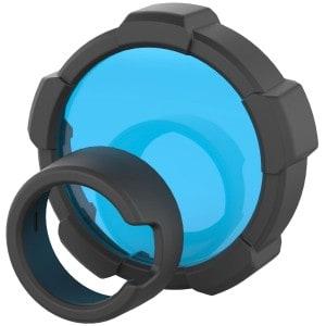 Ledlenser color filter blue mt18 fra led lenser fra lommelygtesalg.dk