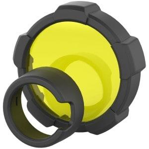 led lenser Ledlenser color filter yellow mt18 fra lommelygtesalg.dk
