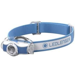led lenser – Ledlenser mh3 - blå pandelampe på lommelygtesalg.dk