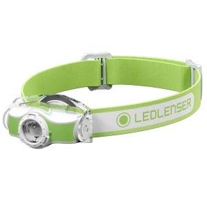led lenser – Ledlenser mh3 - grøn pandelampe på lommelygtesalg.dk