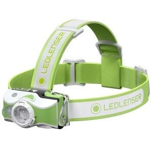 led lenser – Led lenser mh7 pandelampe - grøn på lommelygtesalg.dk