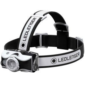 Led Lenser Mh7 Pandelampe - Sort