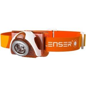 led lenser Orange seo3 led lenser fra lommelygtesalg.dk