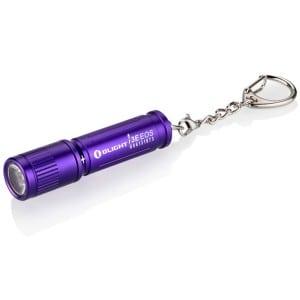olight – Olight i3e eos purple på lommelygtesalg.dk