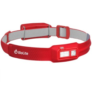 Image of   BioLite HeadLamp 330 red