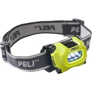 peli – Peli 2745z0 atex zone 0 - gul på lommelygtesalg.dk