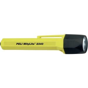 peli Peli mitylite 2340 - gul fra lommelygtesalg.dk