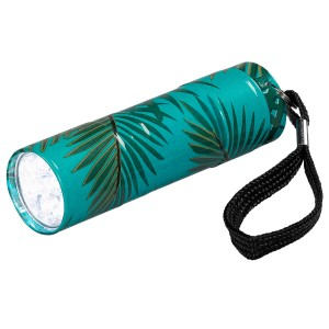 Image of   Safari green mini flashlight pretty useful tools