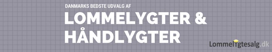 Se tilbud hos Lommelygtesalg.dk